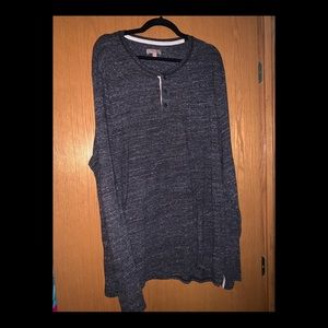 3x long sleeved men's shirt